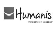 Référence Bester Humanis - logo noir et blanc