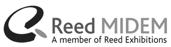 Référence Bester Reed - logo noir et blanc